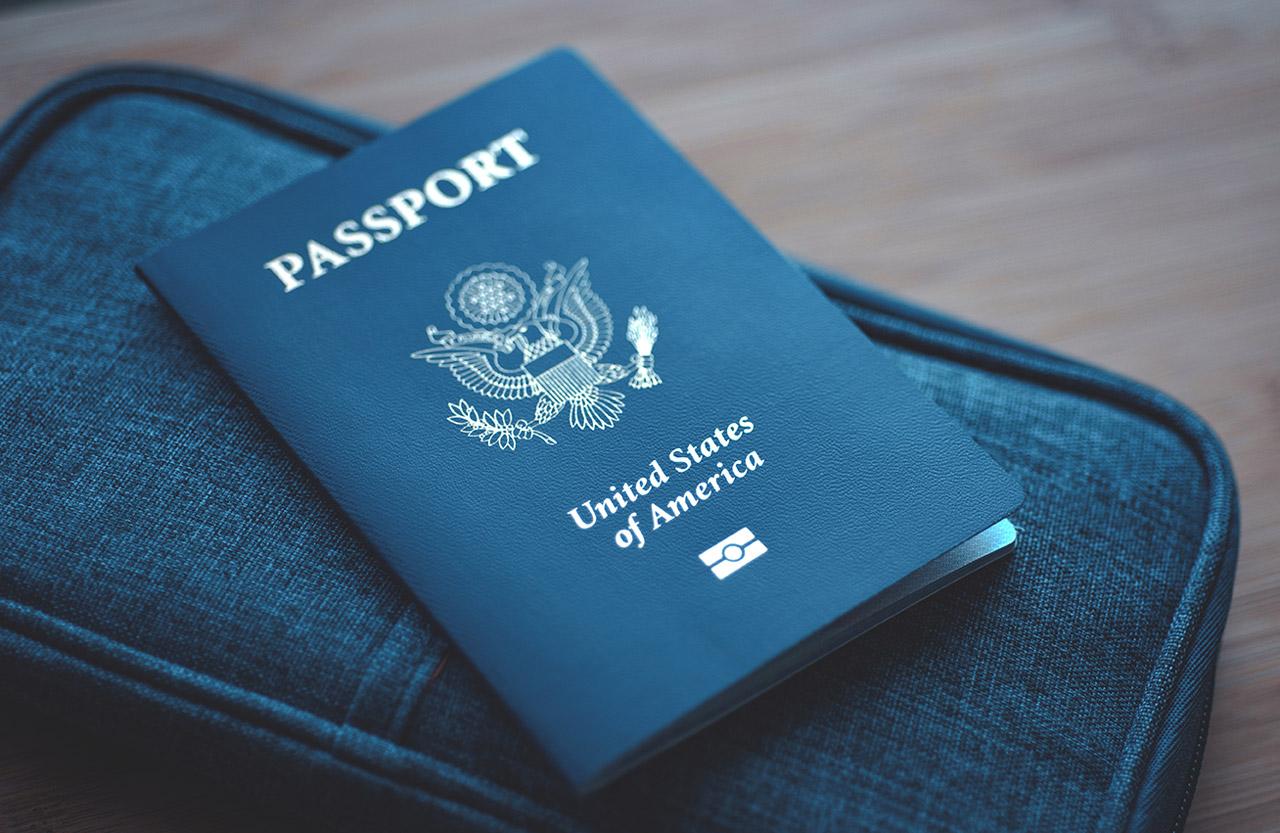 irs and passport